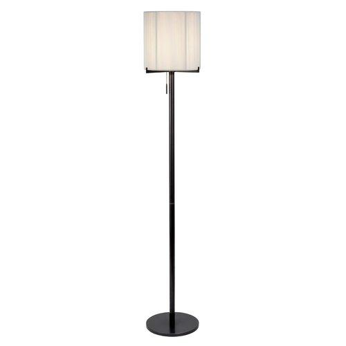 Sonneman Boxus Round 1 Light Floor Lamp