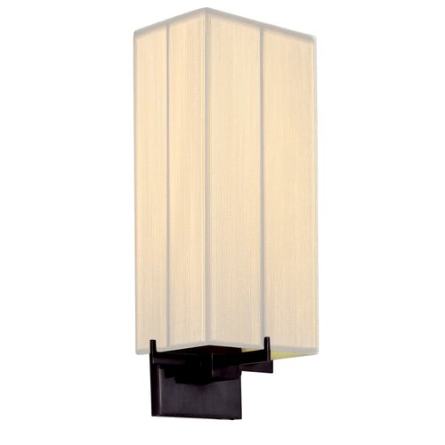 Sonneman Boxus Tall 1 Light Wall Sconce