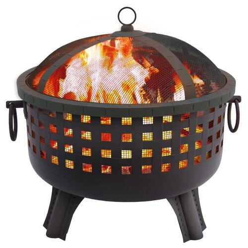 Garden Lights Savannah Fire Pit