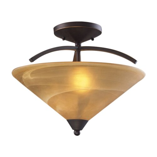 Elk Lighting Elysburg Semi Flush Mount