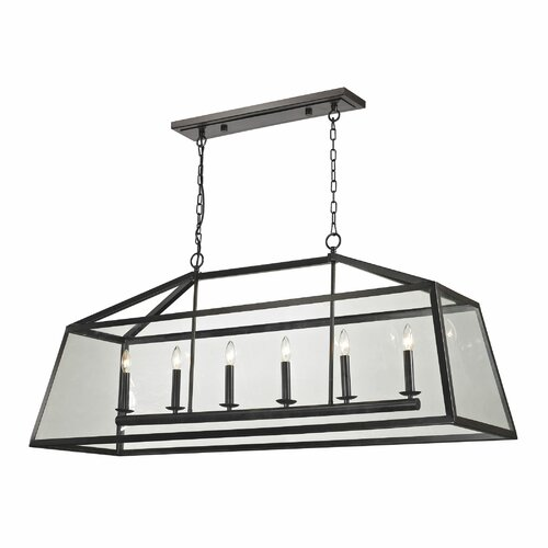 Alanna 6 Light Pendant