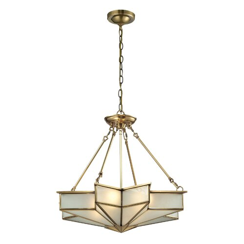 Decostar 4 Light Pendant