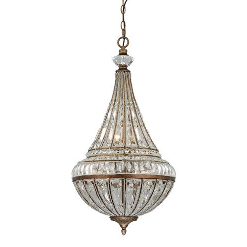 Empire 6 Light Pendant