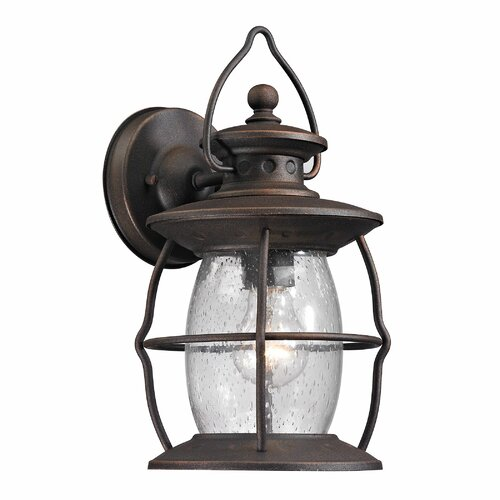 Wayfair External Wall Lights : Outdoor Wall Lights - Special Features: Dusk To Dawn Wayfair