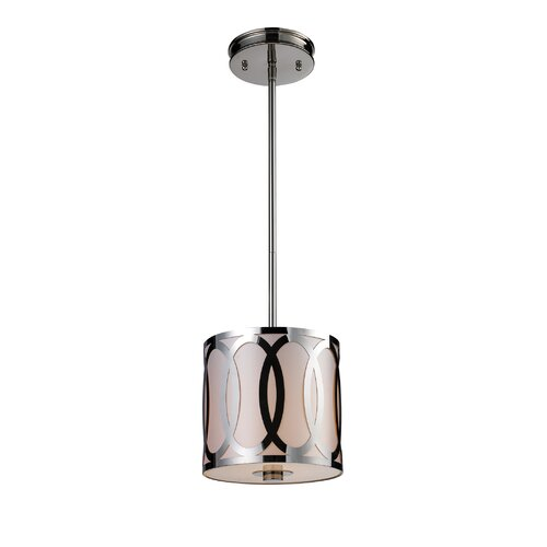 Elk Lighting Anastasia 1 Light Drum Pendant