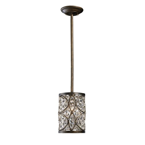 Amherst 1 Light Pendant