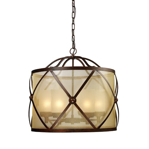 Elk Lighting Cumberland 6 Light Chandelier