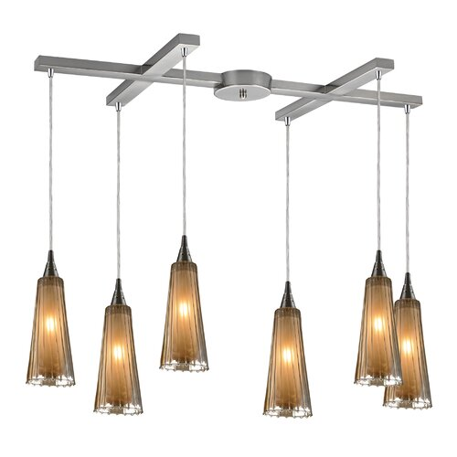 Elk Lighting Freeport 6 Light Pendant