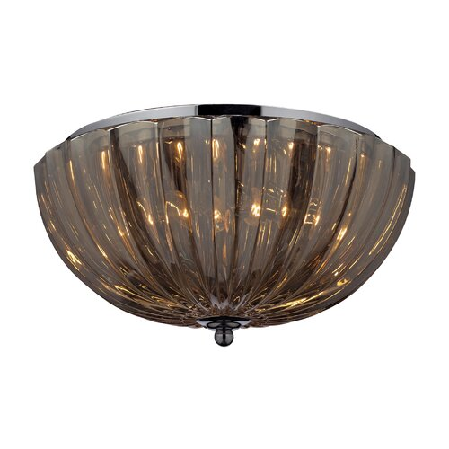 Elk Lighting 2 Light Flush Mount