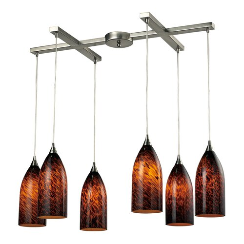 Elk Lighting Verona 6 Light Pendant