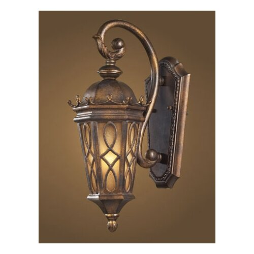 Elk Lighting Burlington Junction 1 Light Outdoor Wall Lantern