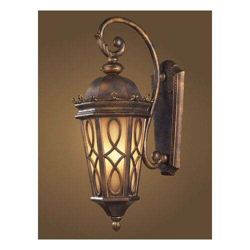 Elk Lighting Burlington Junction 3 Light Outdoor Wall Lantern