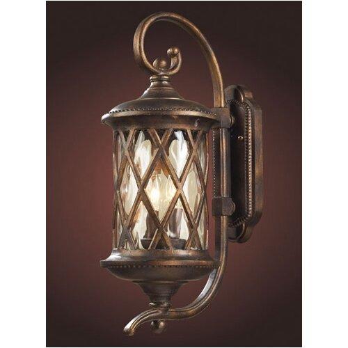 Elk Lighting Barrington Gate 2 Light Outdoor Wall Lantern