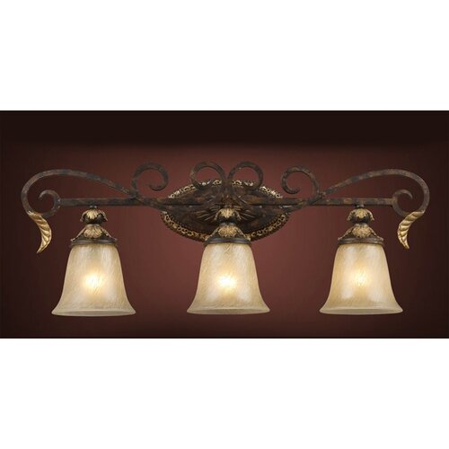 Elk Lighting Trump Home Regency 3 Light Vanity Light