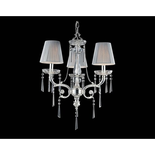 Elk Lighting Princess 3 Light Mini Chandelier
