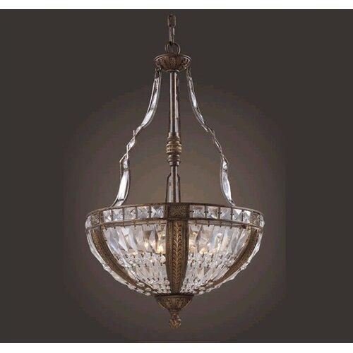 Trump Home Millwood 6 Light Inverted Pendant