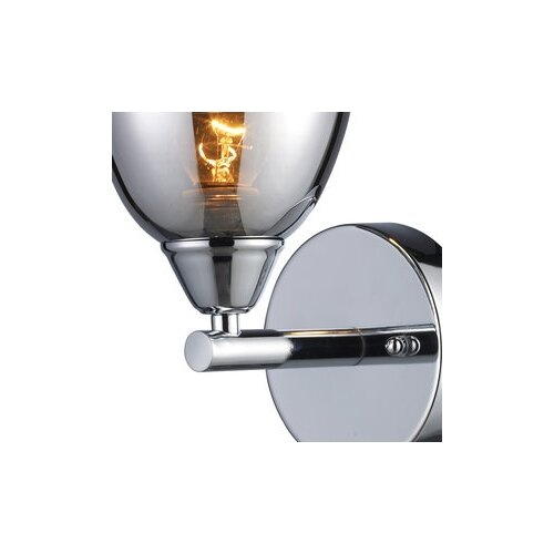 Elk Lighting Reflections 1 Light Wall Sconce