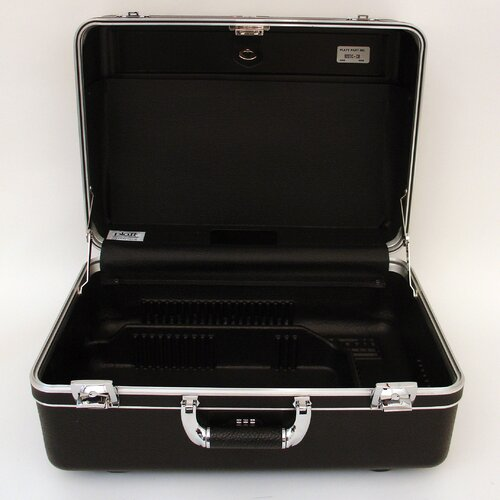 Platt Deluxe Polyethylene Tool Case with Hardware