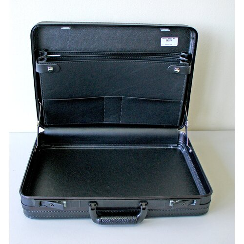 Platt Deluxe Soft Molded Attache Case