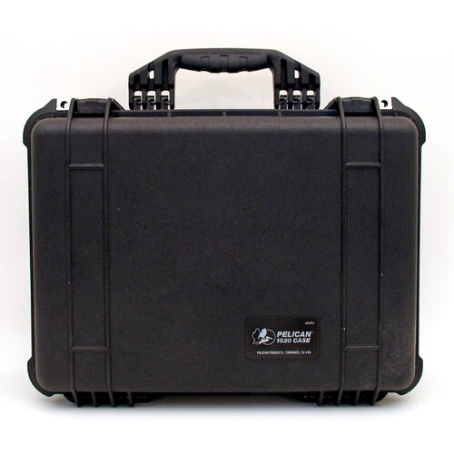 Case in Black: 15.44 x 19.13 x 7.56