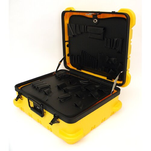 Platt Military Type Super-Size Tool Case: 17.5 x 20 x 9.75