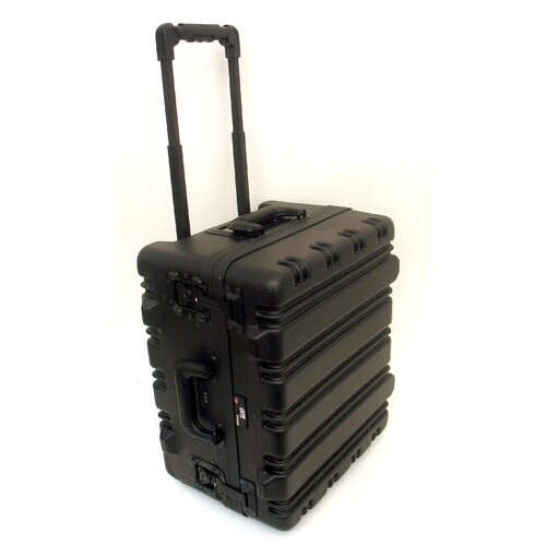 Platt Super-Size Tool Case with Wheels and Telescoping Handle