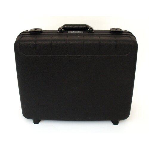 Deluxe Polypropylene Tool Case in Black: 15.5 x 18.25 x 7.25