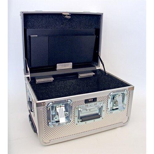 Platt Aluminum Guardsman ATA Tool Case with Wheels and Telescoping Handle