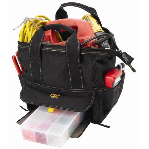 12 Pocket Large Traytote Tool Bag