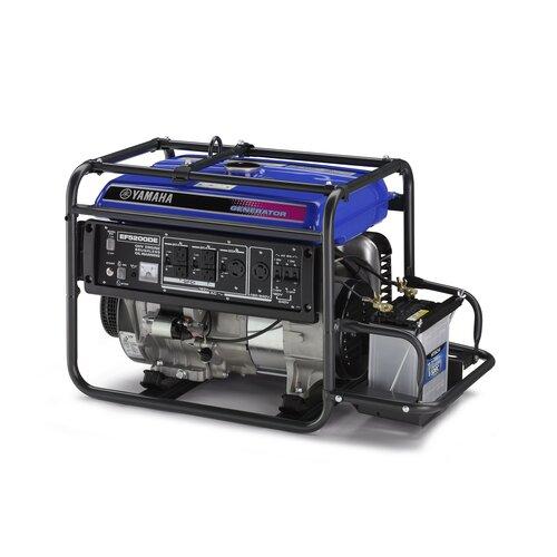 Yamaha 4500 Watt Generator