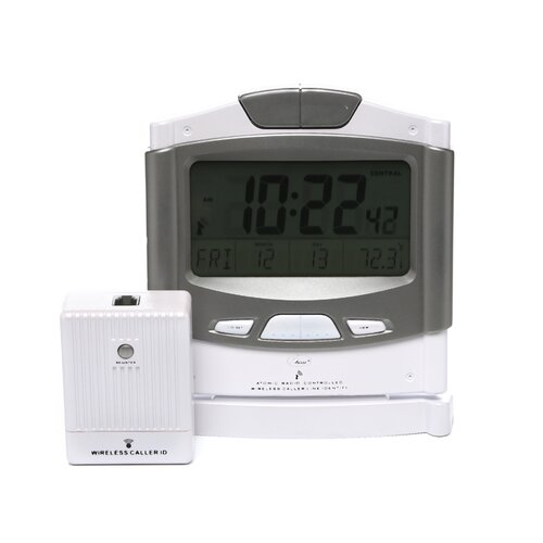 Chass Caller ID Radio Control Wall Clock