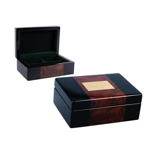 Compartment Keepsake Jewelry Box