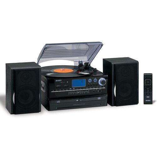 Jensen 4 in 1 Music System