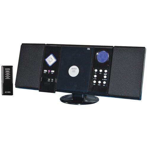 Jensen Wall-Mountable CD System