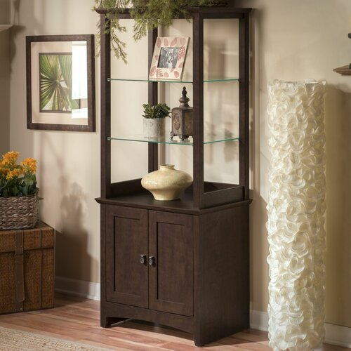 Buena Vista 2-Door Tall Library Storage
