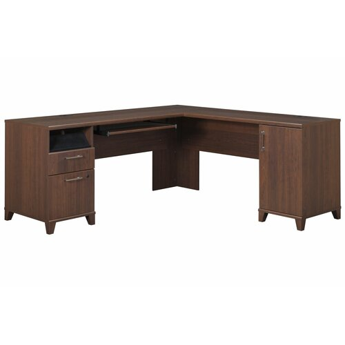 Bush Achieve Computer Desk & Reviews | Wayfair