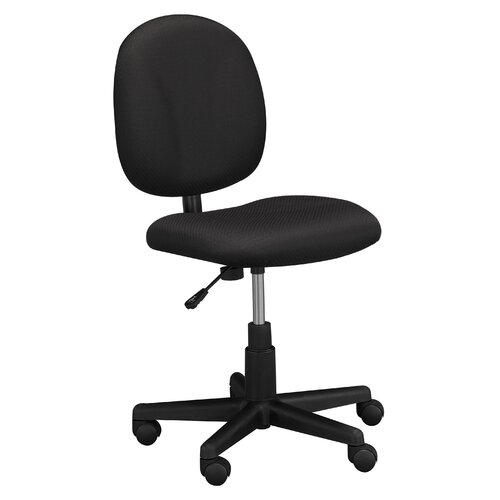 Bush Industries Attain Collection Mid-Back Fabric Task Chair