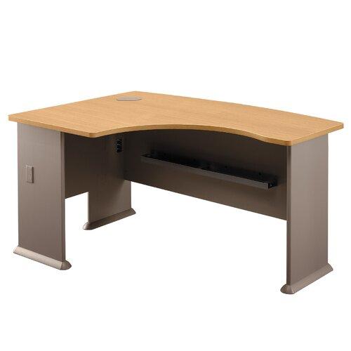 Bush Industries Series A L-Bow Desk