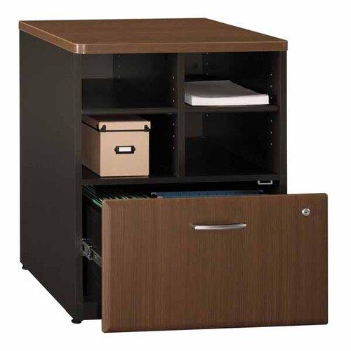 "Bush Industries Series A 23.54"" Storage Cabinet"