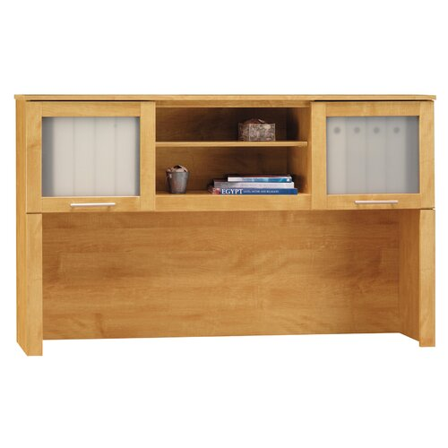 Bush Industries Somerset Collection - Hutch for L-Desk 60""