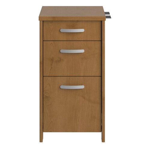 Bush Industries Envoy 3-Drawer File Cabinet