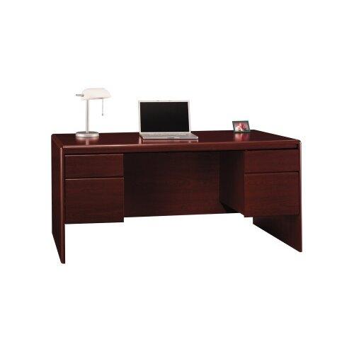 Bush Industries Northfield Double Pedestal Office Desk