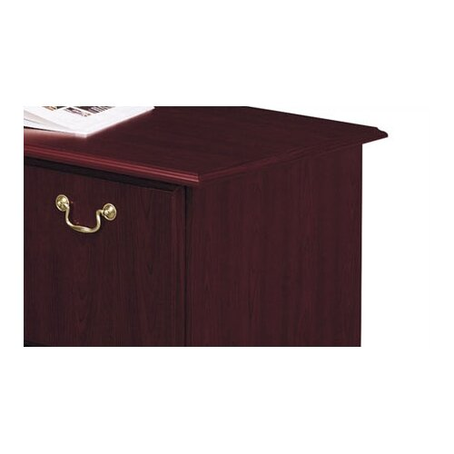 Bush Saratoga Executive Desk Amp Reviews Wayfair
