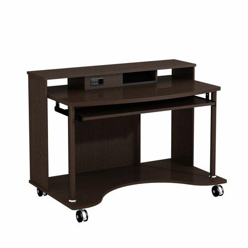 Bush Business Furniture Mobiletech Computer Desk & Reviews   Wayfair