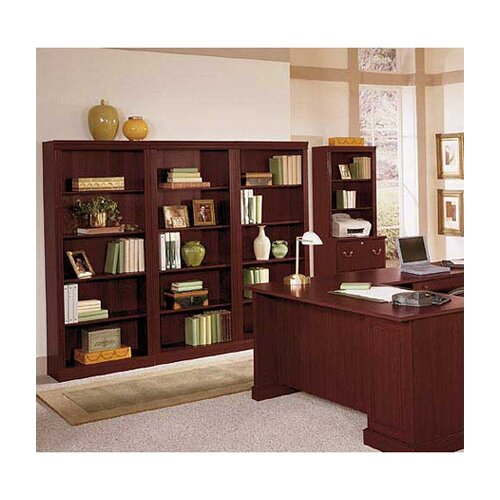 "Bush Industries Saratoga 71.63"" Bookcase"
