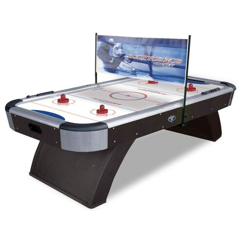 7' Extreme Air Hockey Table with Full Aluminum Rails