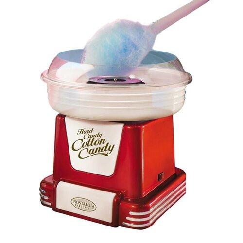 Nostalgia Electrics Retro Series Hard and Sugar-Free Cotton Candy Maker