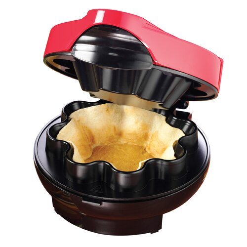 Nostalgia Electrics Tortilla Shell Maker