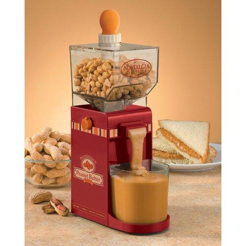Nostalgia Electrics Vintage Collection Peanut Butter Maker