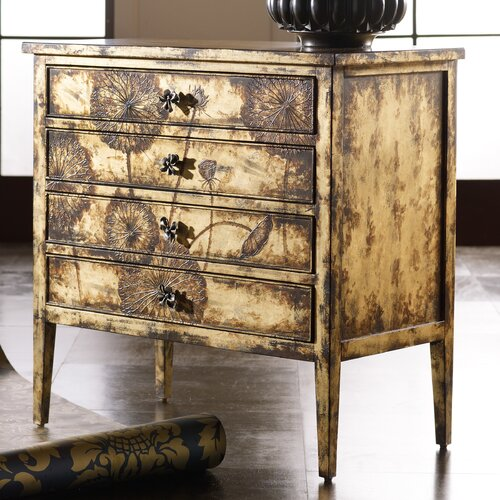Hooker Furniture Melange Cache 4 Drawer Chest